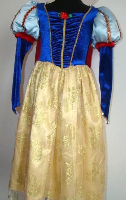 костюм білосніжки